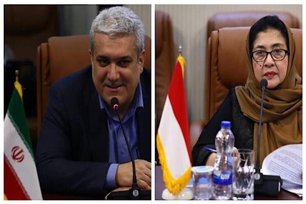 Iran, Indonesia discuss health coop.