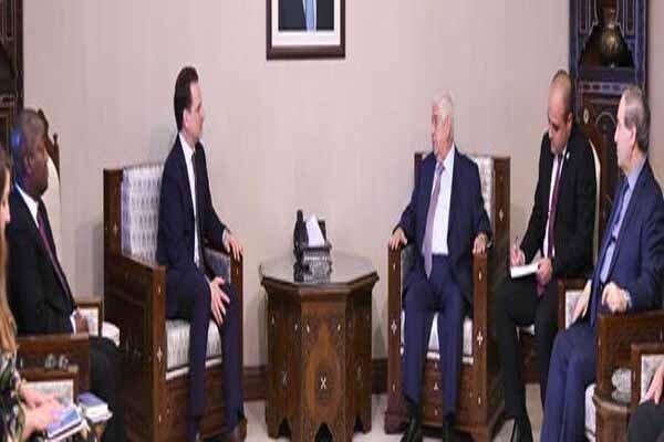 دمشق به حمایت از «آنروا» ادامه می دهد