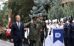 وزيرا الدفاع الإيراني والتركي يجتمعان في انقرة