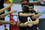Iran thrashes China 3-0 at 2019 Asian Volleyball C'ship
