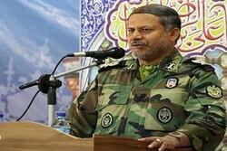 قدرت نظامی جمهوری اسلامی ایران فراتر از مرزها است