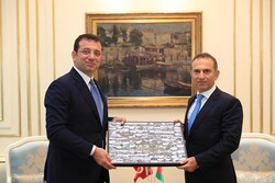 İBB Başkanı Azerbaycan İstanbul Başkonsolosu ile görüştü