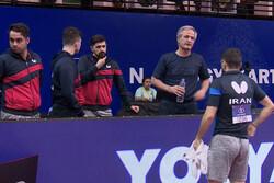 برگزاری اردوی المپیکی تیم ملی تنیس روی میز با ۷ بازیکن