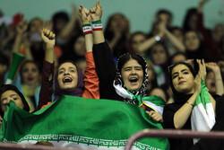 احتفال المنتخب الايراني بتربعه على عرش بطولة آسيا لكرة الطائرة / صور