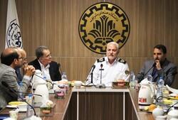 گسترش تعاملات میان دانشگاه صنعتی شریف و پلیس راهنمایی و رانندگی