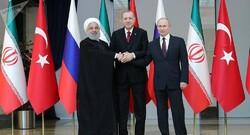 Rouhani, Putin, Erdogan
