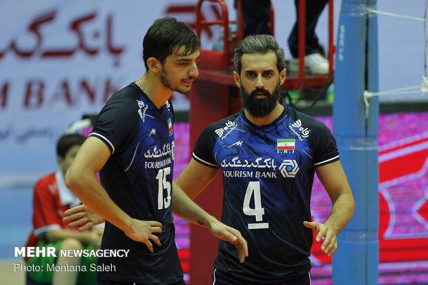 Iran vs Australia at 2019 Asian Volleyball C'ship