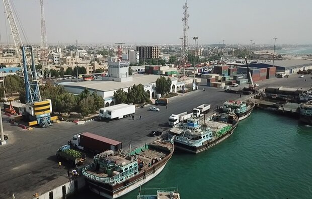Exports from Iranian ports rise 7% in H1