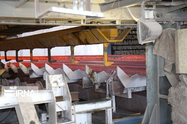 Iran's 5-month steel ingot output up 4% on year