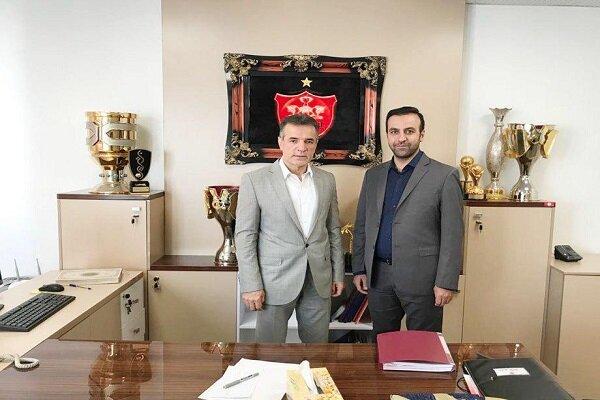 معاون اقتصادی باشگاه پرسپولیس منصوب شد
