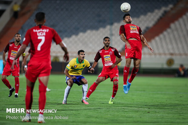 Perspolis 1-0 Sanat Naft: IPL matchday 3