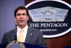 وزير الدفاع الأميركي يصل إلى بغداد في زيارة مفاجئة