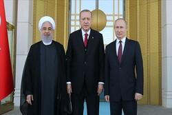 İran-Türkiye-Rusya Üçlü Zirvesi ortak bildirisi yayımlandı
