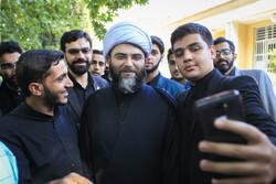 طلباء کی اسلامی انجمنوں کے 13 ویں اجلاس کی اختتامی تقریب