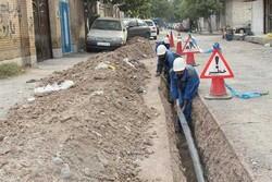 نوسازی ۴ هزارمتر شبکه توزیع آب شهری پاکدشت طی۵ ماهه نخست سالجاری