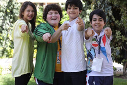 بازیگران نوجوان «سبز سفید قرمز» مشخص شدند