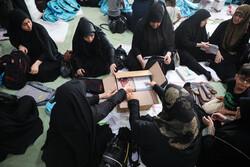 ارسال ۸۰۰ قلم نوشتافزار از استان سمنان به مناطق سیلزده