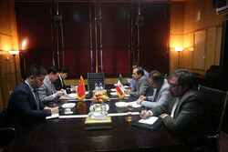 Iran, China discuss cinematic coop.
