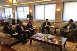 Iran, Turkey discuss economic cooperation in Ankara