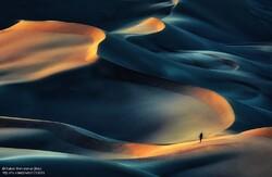 """Magnificence of Desert"""