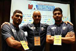 حریفان تیم ملی فوتوالی ایران مشخص شدند