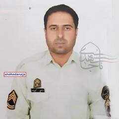 پیکر شهید نیروی انتظامی در سبزوار تشییع می شود
