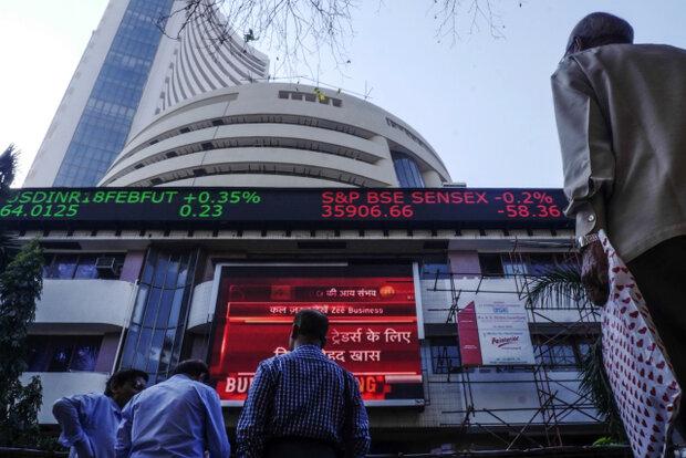 سهام هند بدنبال جهش قیمت نفت، سقوط کرد