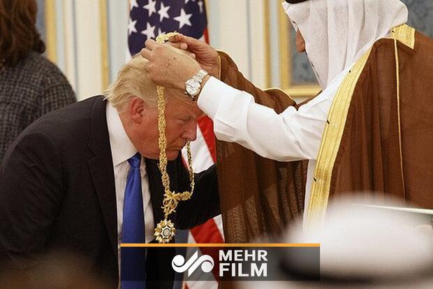 ترامپ آب پاکی را روی دست عربستانیها ریخت