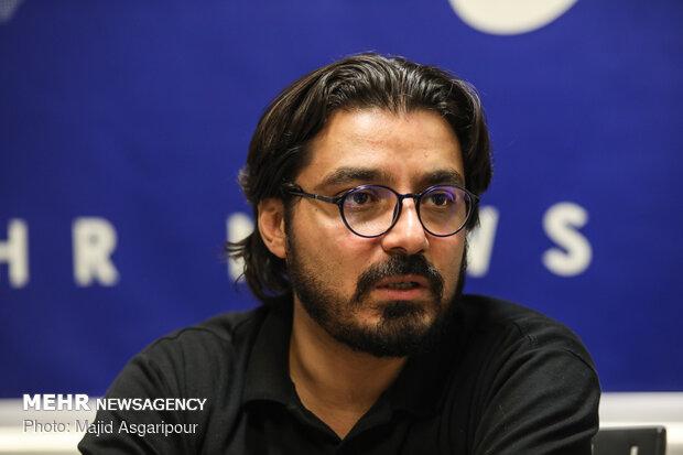 نشست کنگره عکس نوشت اربعین عمار موحد