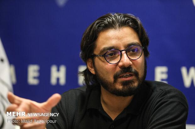 گفتگو با عمار موحد دبیر کنگره عکس نوشت اربعین