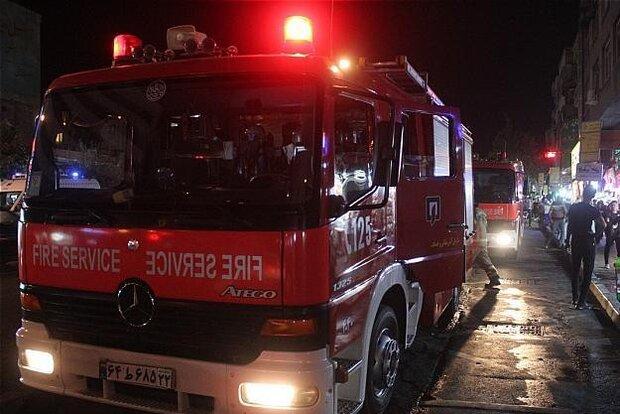 تصادف در اتوبان امام علی یک کشته بر جا گذاشت