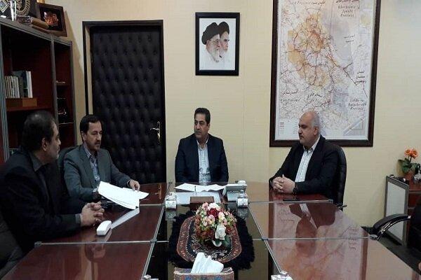 نحوه اجرا و احیای خانه موزه هنر لطفی در کرمان بررسی شد
