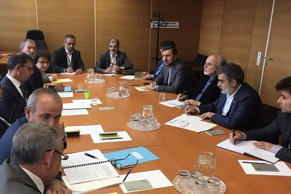 Iran, France confer on expanding nuclear cooperation