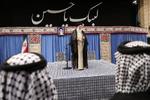 عراقی موکب داروں کی رہبر معظم انقلاب اسلامی سے ملاقات