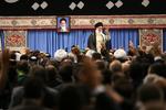 رہبر معظم انقلاب اسلامی سے عراقی موکب داروں کی ملاقات
