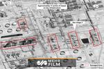 تصاویری از تاسیسات آرامکو قبل از حمله یمنیها