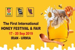 Urmia hosting first international honey exhibition