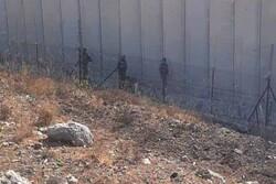 تشدید تحرکات صهیونیستها در نزدیکی مرز لبنان