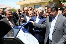 Energy min. inaugurates projects in Chaharmahal and Bakhtiari Province