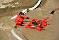 Flood emergency response maneuver performed in Tehran
