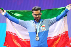 Iran snatches its first medal at 2019 World Weightlifting C'ships