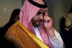 نشست طولانی خالد بن سلمان و عبد ربه منصور هادی