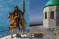 مقام حضرت عباس(ع) در اروپا