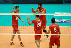 Iran wins S. Korea to book a place at Asian Volleyball C'ship finals