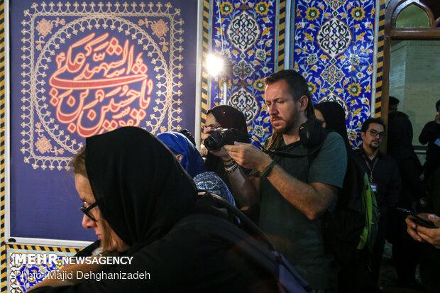 عزاداری ایام محرم  در ایران باشکوهتر از ترکیه برگزار میشود