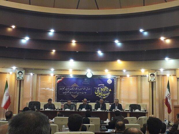 دستگاه های برتر بیستمین جشنواره شهید رجایی گلستان معرفی شدند