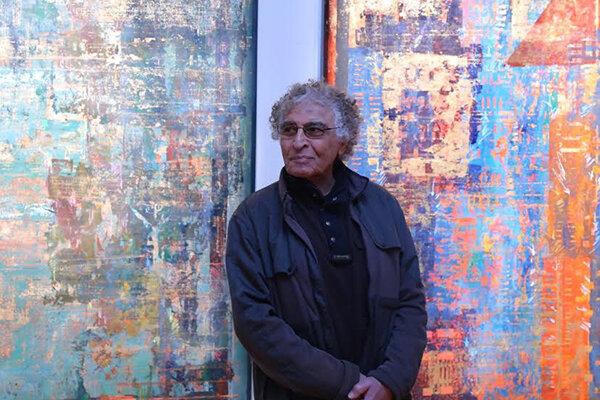 مسعود عربشاهی هنرمند پیشکسوت نقاشی درگذشت