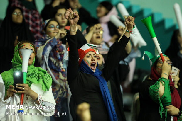 iran milli voleybol takımı