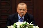 ترک صدر کی شامی کردوں پر دوبارہ حملہ کرنے کی دھمکی