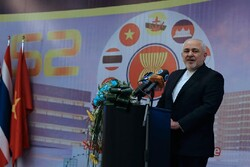 FM Zarif hails ASEAN as successful example of collective action